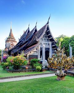 Wat Lok Moli (Molee), Chiang Mai, Thailand