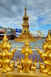 Chiang Rai, Golden Clock Tower