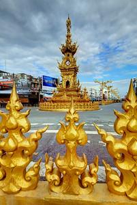 Chiang Rai, Golden Clock Tower