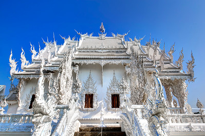 Chiang Rai, Wat Rong Khun (The White Temple) (3)
