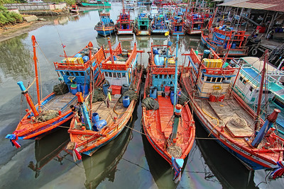 Phuket Fishing Fleet