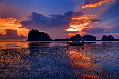 Spectacular Sunset, PakMeng, Trang, Thailand (1)