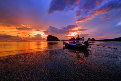 Spectacular Sunset, PakMeng, Trang, Thailand (2)