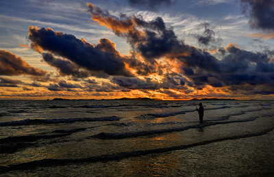 Sunset Catch, Rayong, Thailand