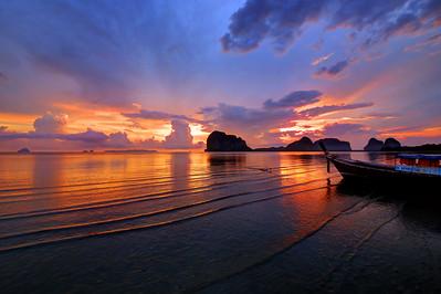 Spectacular Sunset, PakMeng, Trang, Thailand (3)