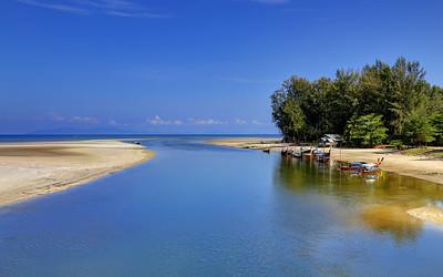 Tranquil Lagoon, Had Chao Mai, Trang, Thailand