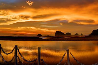 Sunset View, Anantara Sikao Resort & Spa, Trang