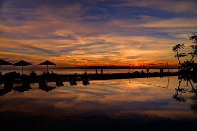 Sunset, Marriott Rayong, Thailand (2)