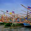 Hua Hin Fishing Fleet