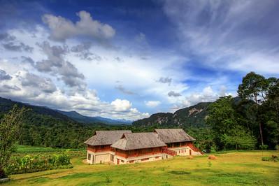 Thanyamundra Blue Sky, Khao Sok NP, Thailand