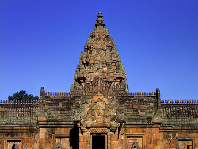 Main Entrance to the Inner Sanctuary, Prasat Hin Khao Phanom Rung, Thailand (2)