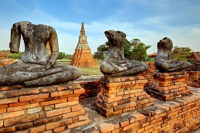 Wat Chai Wattanaram, Ayutthaya, Thailand (2)