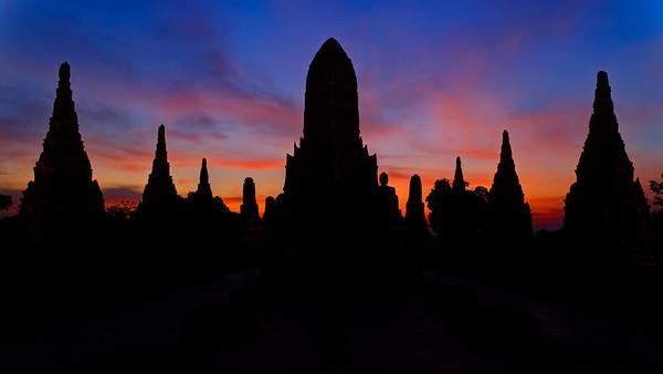 Wat Chai Wattanaram, Ayutthaya, Thailand (5)
