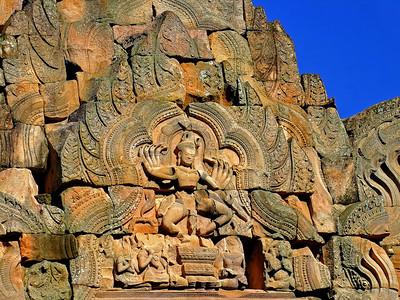 The Dancing Shiva,  Prasat Hin Khao Phanom Rung, Thailand (2)