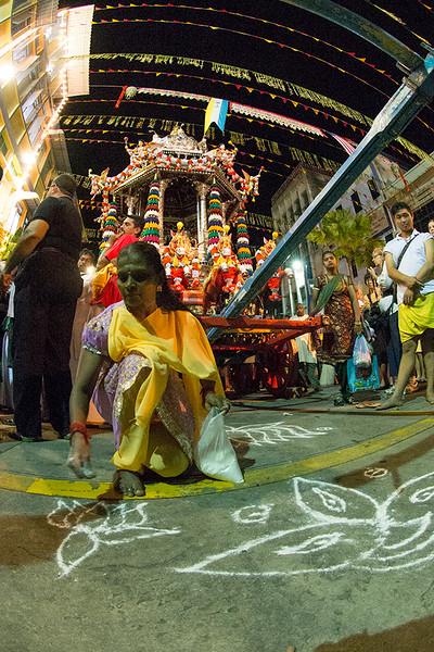 Thaipusam, Malaysia