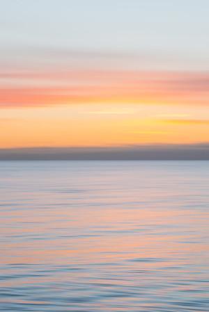 A Morning's Colour Palette