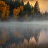 Lake Wenatchee Autumn Moods