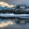 Winter Impressions at Gold Creek Pond