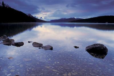 Medicine Lake Reflections