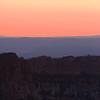 Sunrise From North Rim