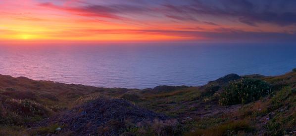 Pt Reyes Sunset