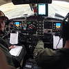 "HOW GOOD DO YOU WANT IT? - 7 February 2013<br /> <br /> Cockpit Photo Just Prior to Leaving Adak Alaska in November 2011<br /> <br /> ""How good do you want it?"" I asked this question about 30 years ago when I started my first aviation training course, navigator training with the US Air Force (USAF). I was a recent graduate from university, having performed relatively well the last couple of years. Navigator training was the start of my professional career and I thought to myself, ""I wonder how good I could have it?"" Since I hadn't done any flying before, and certainly hadn't done any USAF training like this before, I had no idea what to expect. I didn't know if I could do well. I didn't know if it took incredible efforts simply to be mediocre. I had no idea; it was all new to me. Still, I considered this question for a while before my training started.<br /> <br /> Eventually, I answered the question. I wanted to see how well I could possibly do, which meant putting in my best possible effort no matter what. I had no idea how good I could be, so I thought: ""...let's see how good I could be if I tried has hard as I could.""<br /> <br /> This wasn't really a specific goal like ""graduating number one"", or ""not failing any tests"", or getting ""out-standings"" on flight evals. But it was still a commitment, a daily commitment, to be solely focused on training, to do my best no matter what.<br /> <br /> With that commitment, answers to living arrangements came into focus. Instead of renting near my classmates with their added distractions, I picked an apartment off the beaten path where it was nice and quiet. Instead of spending a lot of time and money trying to make this little place a mini palace, I considered it my monastery. It was cheaply furnished to keep costs down. I didn't buy a TV or get cable. Why have it since my TV time would be spent studying? I also got the most basic kitchen utensils and bathroom supplies. Except for my little bed and a desk to study at, I didn't buy anything. No frills was the best way to describe my new home.<br /> <br /> When training started, that was all I did: I trained. I lived, ate, slept, and dreamed navigator training. I read, and read, and read some more. I answered all of the practice questions they gave me. I made my own practice questions to practice even more. I made my own little tests and practiced taking them under time limits, trying to simulate testing conditions. I made my own training exercises, trying to emulate the exercises I would undertake during real flight evals. While practicing these exercises, I pretended I had bad weather making me re-plan and compensate in-flight. I imagined scenarios in which pilots wouldn't follow direction, flying incorrect headings, forcing me to find their errors, then take steps to correct the mistakes. My goal was to be as prepared as I could be by imagining and then practicing every possible scenario I could think of. I even developed a very disciplined process for taking tests, answering the questions, transferring the questions to the answer sheets, and all the while checking and triple checking I didn't inadvertently answer ""A"" instead of meaning ""C.""<br /> <br /> This type of self-study was substantially more thorough than what I was tasked to do with assigned homework. Since I didn't have anything else to do--i.e. no distractions, no TV--I was consistent with this self-study throughout my navigator course. It paid off.<br /> <br /> After seven months of training, I missed four total questions on academic tests, tying me for best academically in my class. Even after marking thousands of different multiple choice answers, none of the four were missed due to mis-marking an answer.<br /> <br /> I did very well during my flight evals. All that self-study prepared me for those times when my flights didn't go as planned. As all experienced aviators know, no flight goes precisely as planned. Inevitably some re-planning is required. Being prepared becomes so important. What I didn't know then is a measure of an aviator's abilities can be shown by how elegantly they deal with these bumps. All that self-study allowed me to smoothly adjust to changes with minimal panic, which is exactly how I want things to roll nowadays, 30 years and thousands of flight hours later. As a result of all this, I was the best flier in my class.<br /> <br /> Because of these scores, I graduated at the top of my class - probably my most important professional achievement. With a #1 graduate on my resume, doors opened that allowed me to get to my pilot wings, attend USAF Test Pilot School, and eventually the job I currently have, conducting experimental flight tests.<br /> <br /> Looking backwards along the 30 year road that brings me to today, it's easy to see what's at the beginning of that road, asking that question, ""How good do you want it?"" Everything flowed from my answer, my direction, my choices, my commitment. Without that question, I'm not sure what would've happened. All bets would've been off, as they say.<br /> <br /> Cheers Tom"