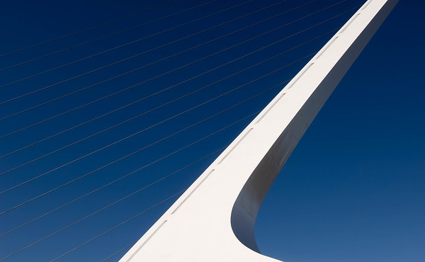Sundial Bridge (Detail)
