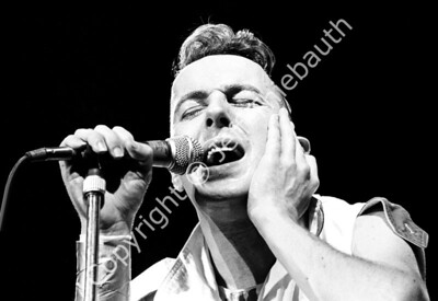 05-The Clash-Centrum-4-13-84