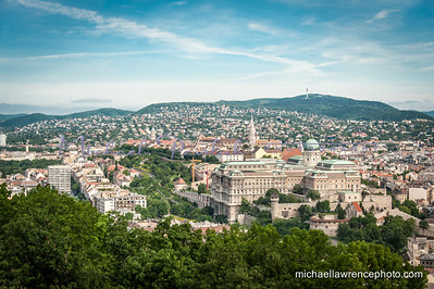 Buda Castle is the historical castle and palace complex of the Hungarian kings in Budapest, and was first completed in 1265. In the past, it has been called Royal Palace and Royal Castle