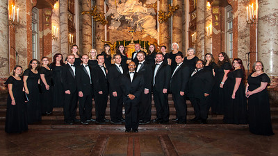 The Crane School of Music Touring Choir - Europe '13