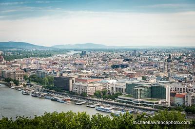 """Pest"" side of Budapest"
