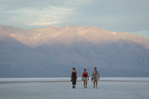Sunrise, Badwater