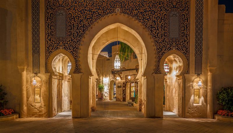 Aladdin's Gate