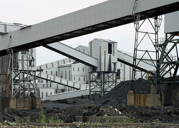 Kellingley Colliery, West Yorkshire.