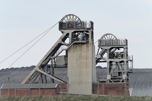 Thorseby Colliery, Nottinghamshire