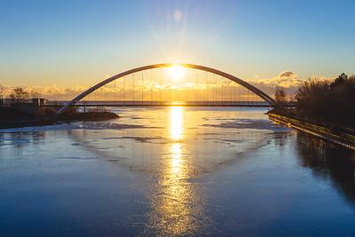 The Sunlit Arch