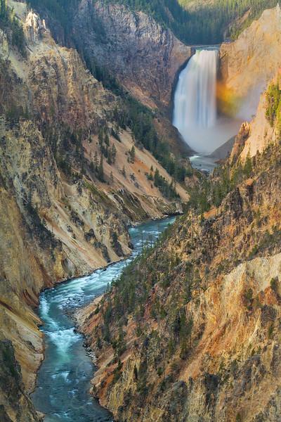 Upper Canyon Falls