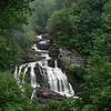 Cullasaja Falls, Nantahala National Forest, Western North Carolina