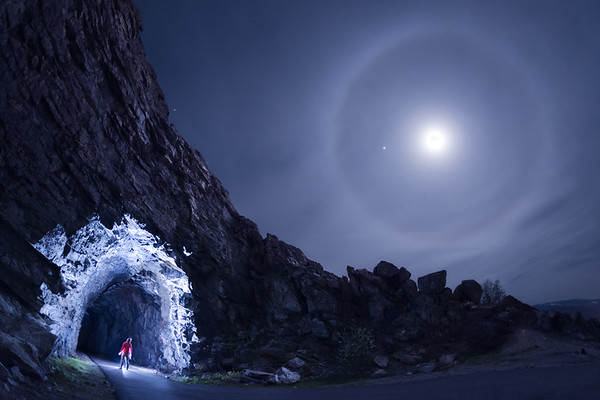 """EARTH HALO"""