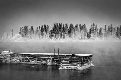 The Old Wooden Dock