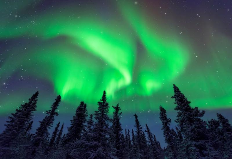 Conjuring the Aurora
