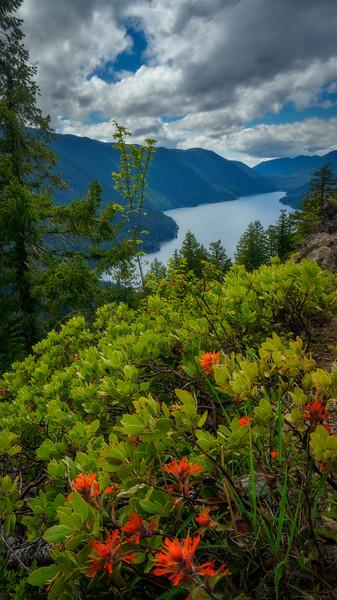 Crescent Lake Overlook