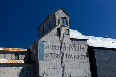 Old Mill, St.John, Eastern Washington