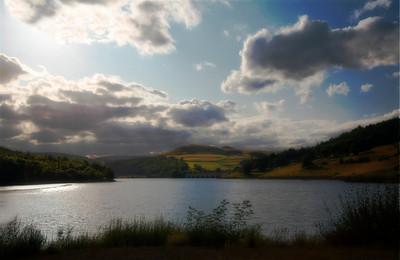 Ladybower, Derwent Valley. 2009.