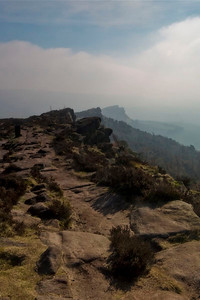 The Roaches and Hen Cloud. 2011.