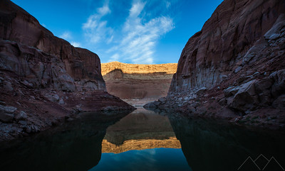 Rock Creek, Lake Powell, AZ