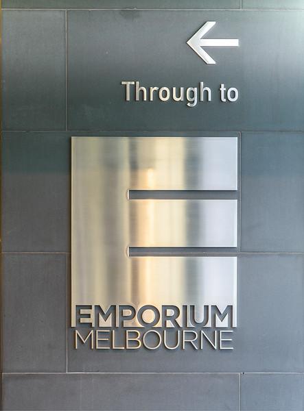 The Emporium Signage