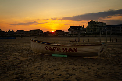 Sunset - Cape May, New Jersey