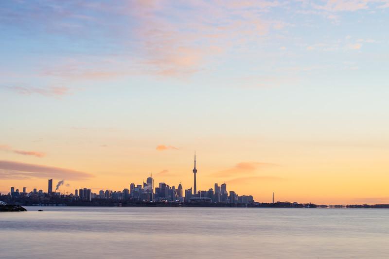 A Toronto Morning