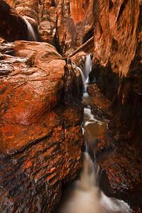 Water Canyon Cascades